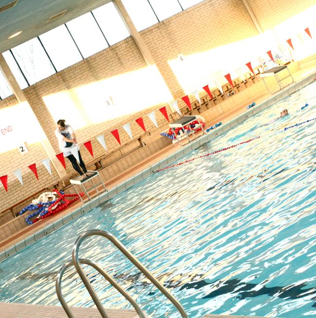 Saheli Swimmers Group