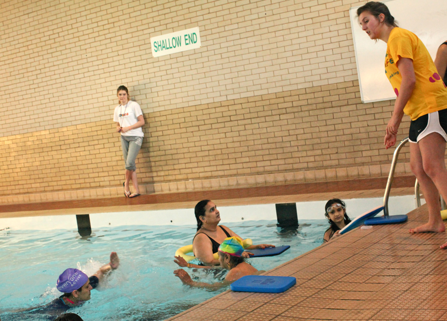 Saheli Swimmers Group